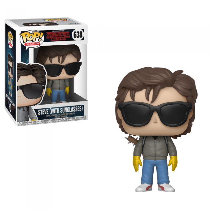 Figura Funko Pop! Steve with Sunglasses Stranger