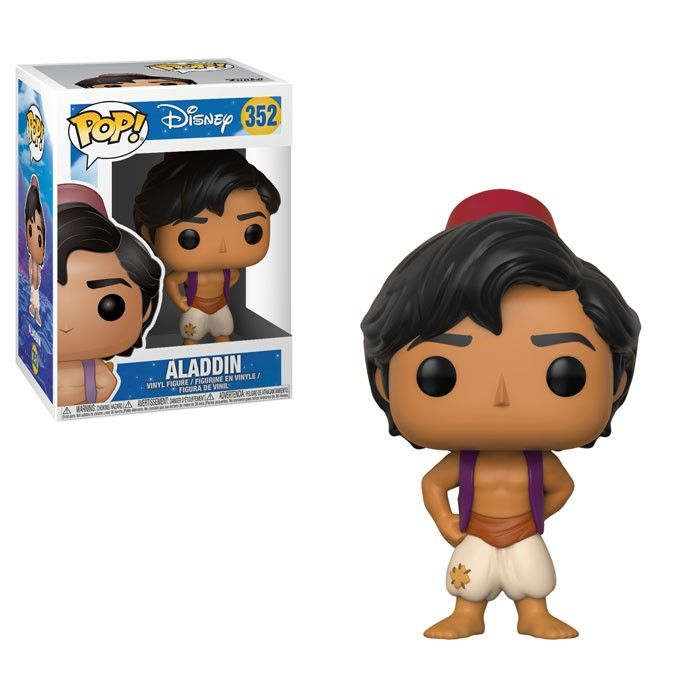 Figura Pop! Aladdin Disney