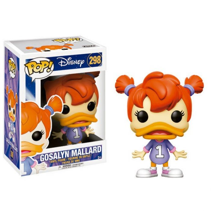 Figura POP! Darkwing Duck Gosalyn Mallard