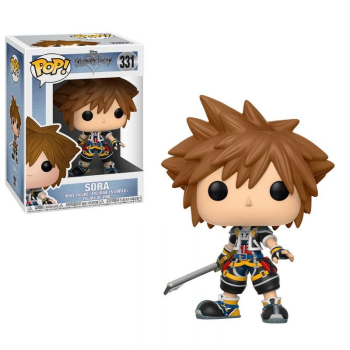 Figura Pop! Kingdom Hearts Sora