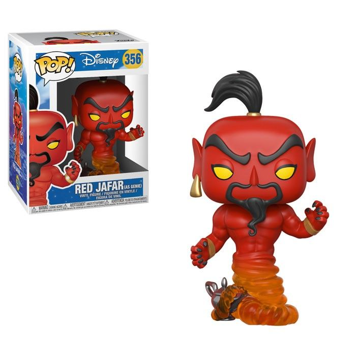 Figura Pop! Red Jafar Disney