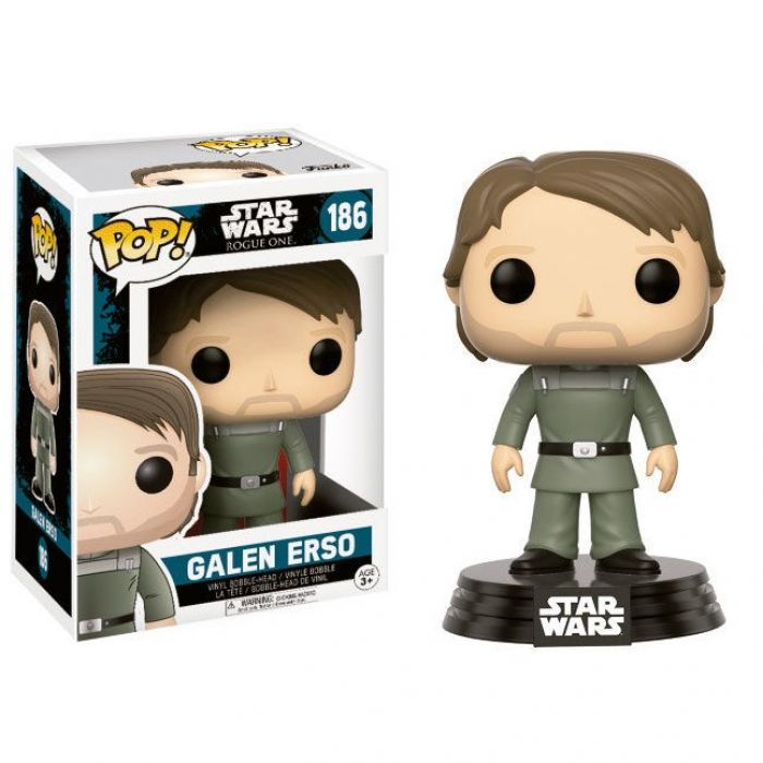 Figura POP! Star Wars Rogue Galen Erso