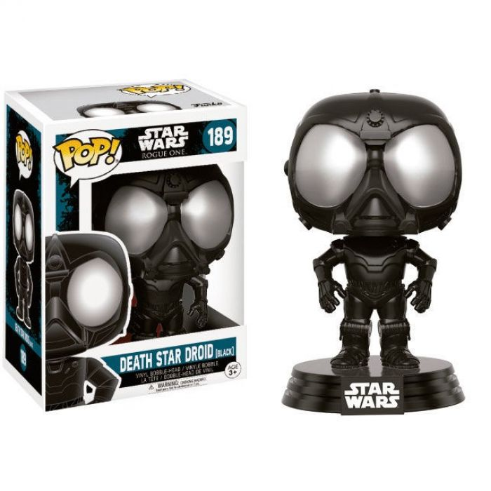 Figura POP! Star Wars Rogue One Death Star Droid