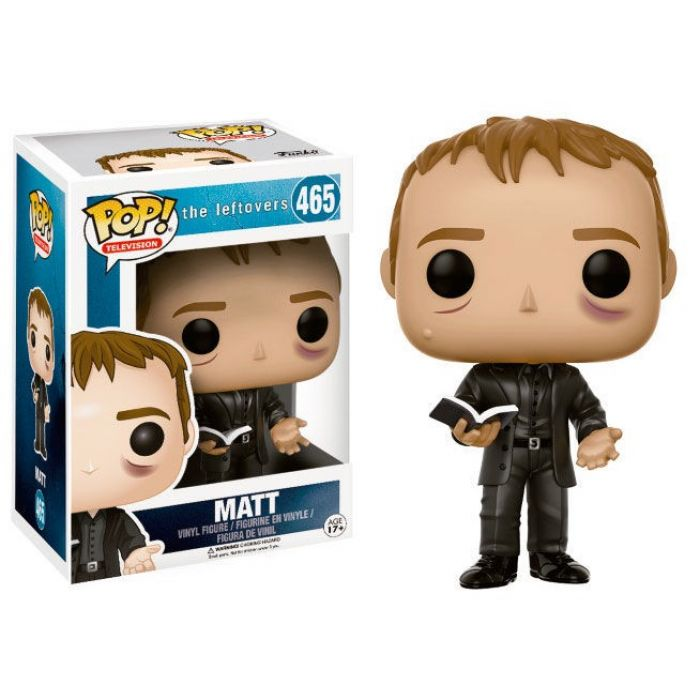 Figura Pop! The Leftovers Matt