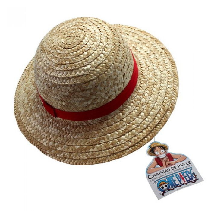 Sombrero One Piece Luffy Oficial