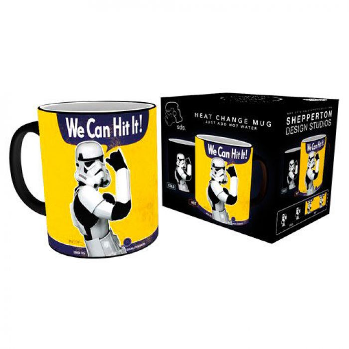 Taza Calor Stormtrooper Star Wars
