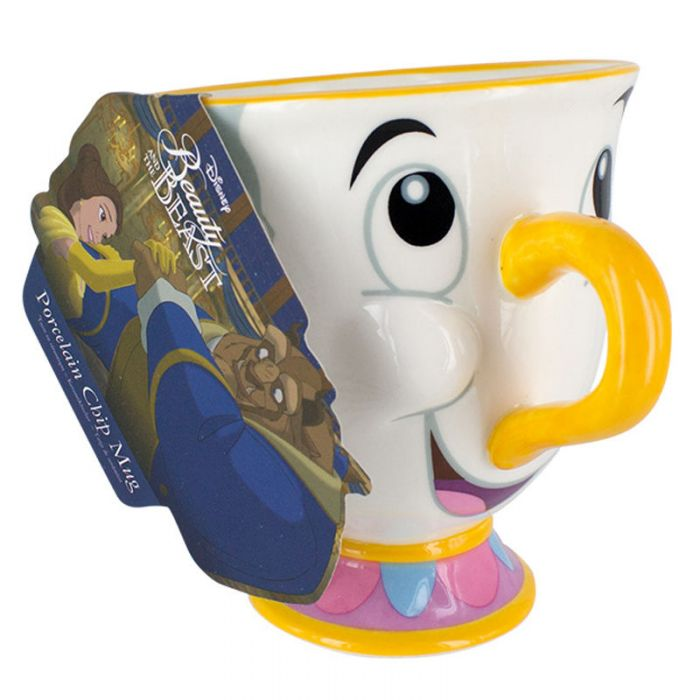 Cup Chip Disney Beauty and the Beast